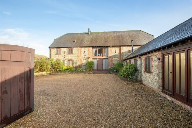 Thumbnail Detached house for sale in Binsted, Arundel, West Sussex