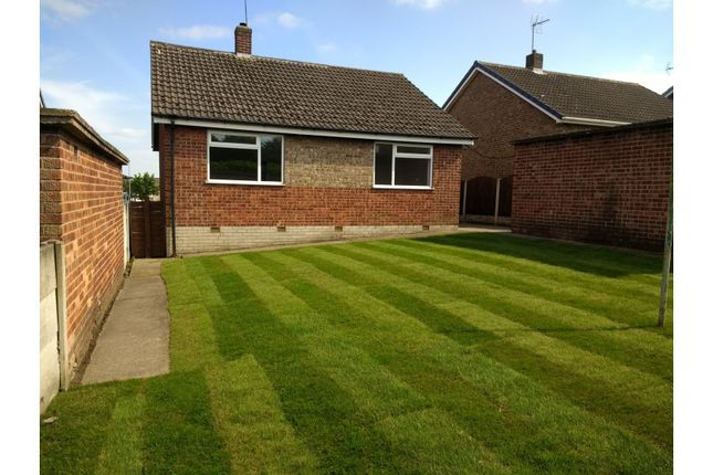 Thumbnail Detached bungalow for sale in Lime Grove, Mexborough