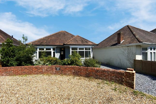 Thumbnail Bungalow for sale in The Circle, Moordown, Bournemouth