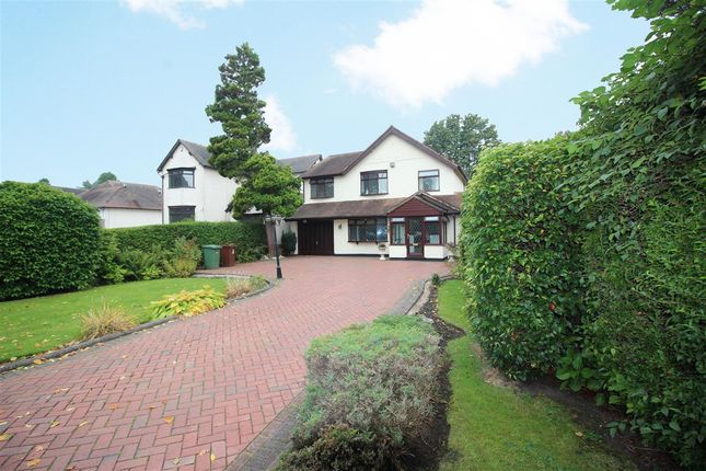 Thumbnail Detached house for sale in Stafford Road, Bloxwich, Walsall