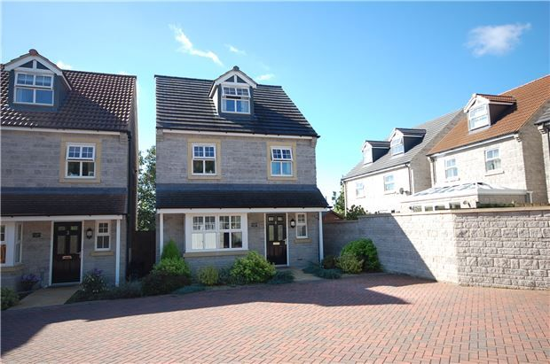 Thumbnail Detached house for sale in Newland Grove, Park Road, Keynsham, Bristol