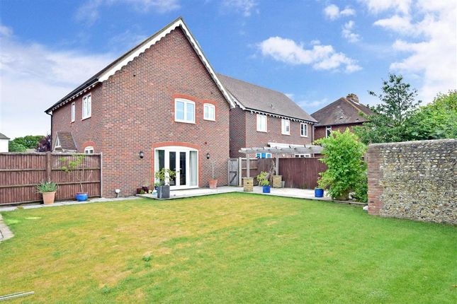 Thumbnail Detached house for sale in Main Road, Nutbourne, Chichester, West Sussex
