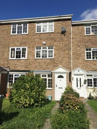 Thumbnail Terraced house for sale in 27 Lakeside, Snodland, Kent