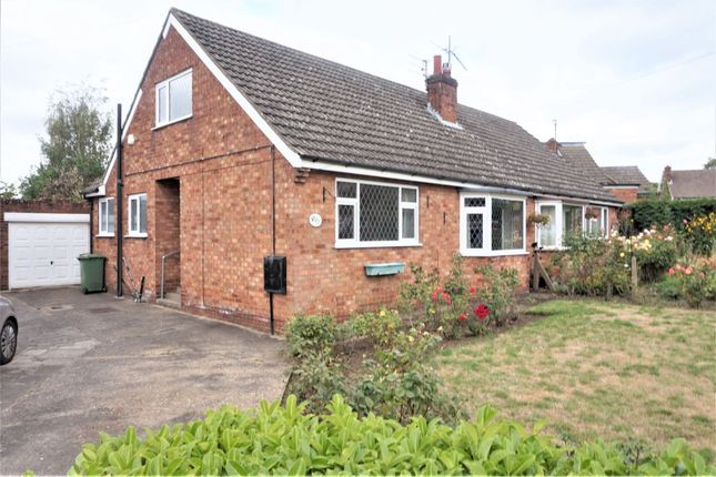 Thumbnail Semi-detached bungalow for sale in Cheesemans Close, Waltham
