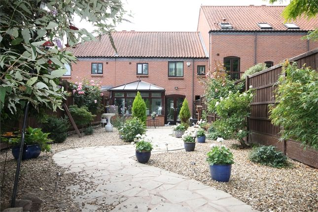 Town house for sale in Brewers Wharf, Newark, Nottinghamshire.