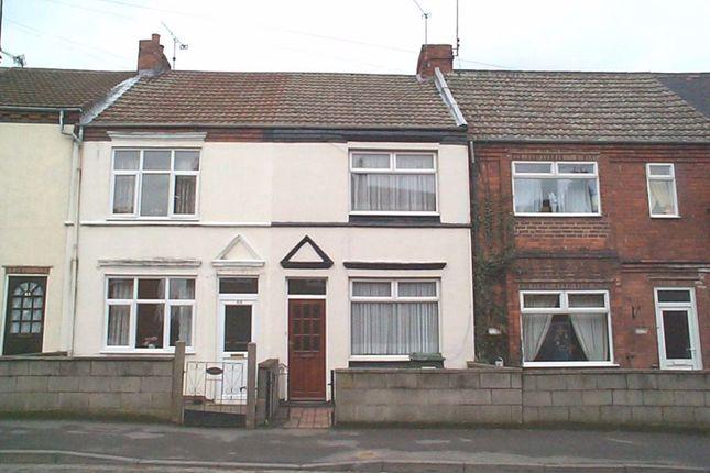Thumbnail Terraced house to rent in Main Road, Pye Bridge, Alfreton
