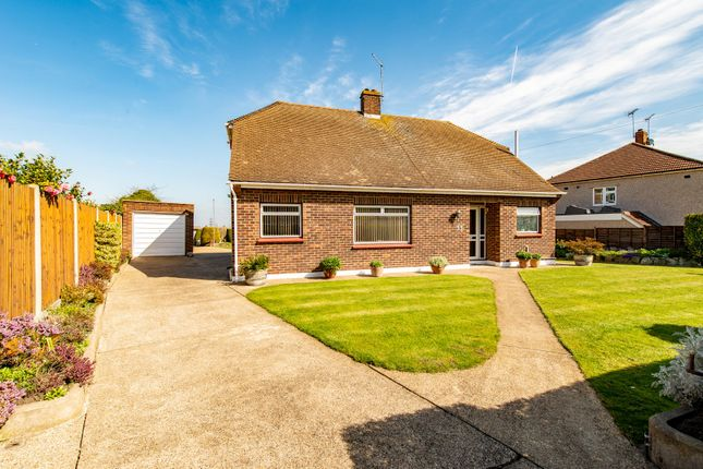 Thumbnail Detached bungalow for sale in Chalk Road, Gravesend