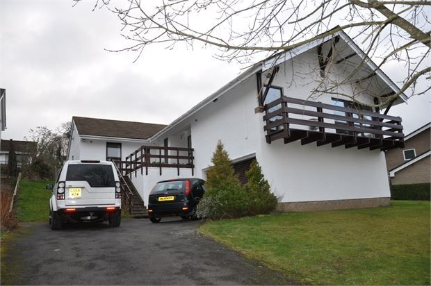 Thumbnail Detached house for sale in Hackwood Park, Hexham