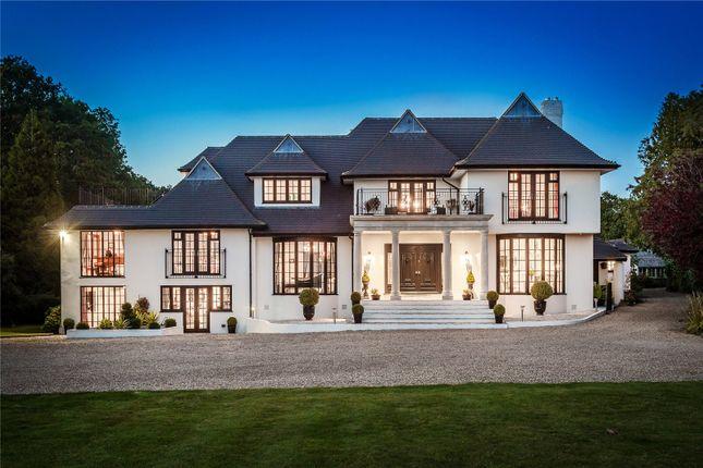 Thumbnail Detached house for sale in Slugwash Lane, Wivelsfield Green, Haywards Heath, East Sussex