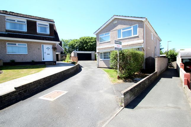 Thumbnail Detached house to rent in Tern Gardens, Plympton, Plymouth