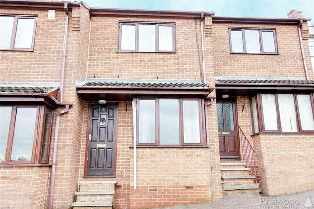 Thumbnail Terraced house to rent in Chapel Street, Chesterfield, Derbyshire
