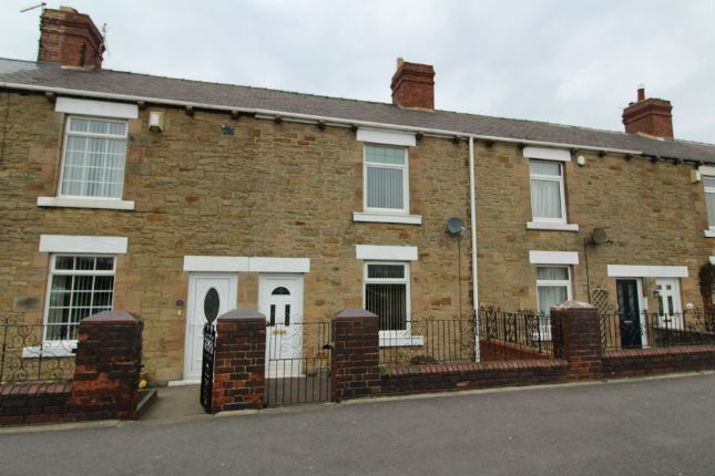 Thumbnail Terraced house for sale in Louisa Terrace, Stanley, Co Durham