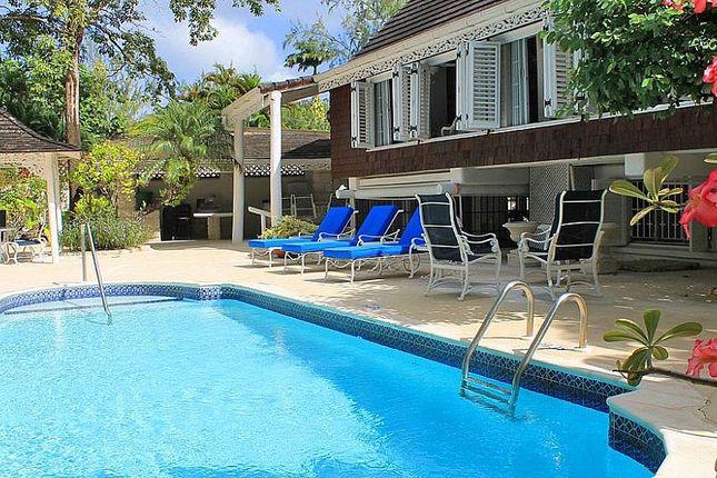Thumbnail Villa for sale in Gibbes Beach, Barbados