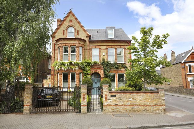 Thumbnail Detached house for sale in Thurleigh Road, Between The Commons, London