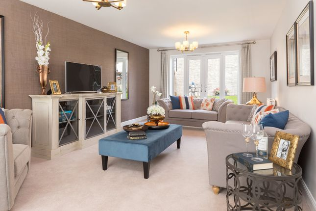 """Thumbnail Detached house for sale in """"Stratford"""" at Gilhespy Way, Westbury"""