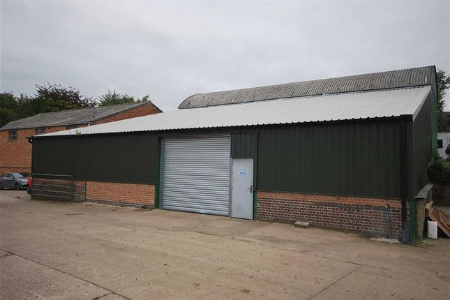 Thumbnail Light industrial to let in Unit B, Manor Farm, Ullesthorpe, Leicestershire