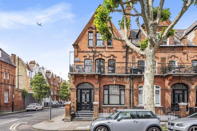 Thumbnail Flat for sale in Vereker Road, London