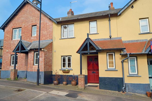 Thumbnail Town house for sale in Jubilee Road, Bradninch