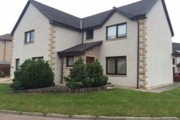 Thumbnail Detached house to rent in 2 Leonach Place, Elgin