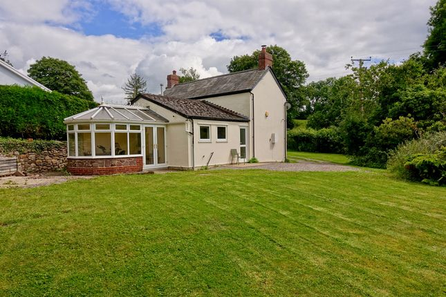 Thumbnail Cottage for sale in Church Lane, Glascoed, Nr Pontypool