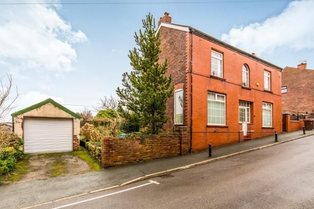 Thumbnail Detached house for sale in Rock Street, Gee Cross, Hyde