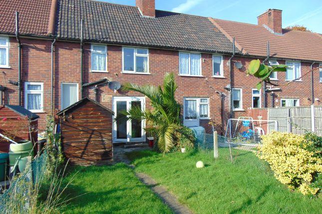 Thumbnail Terraced house to rent in Porters Avenue, Dagenham