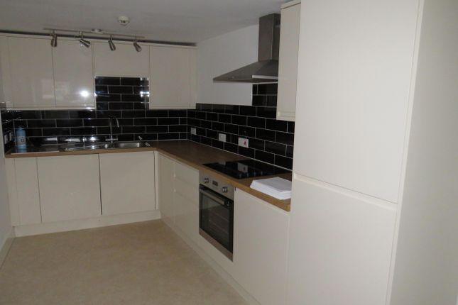 Thumbnail Flat to rent in High Street, Downham Market