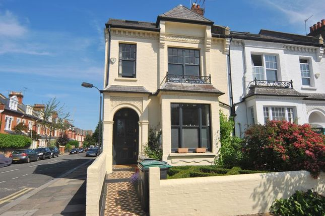 Thumbnail Semi-detached house for sale in Landrock Road, Crouch End