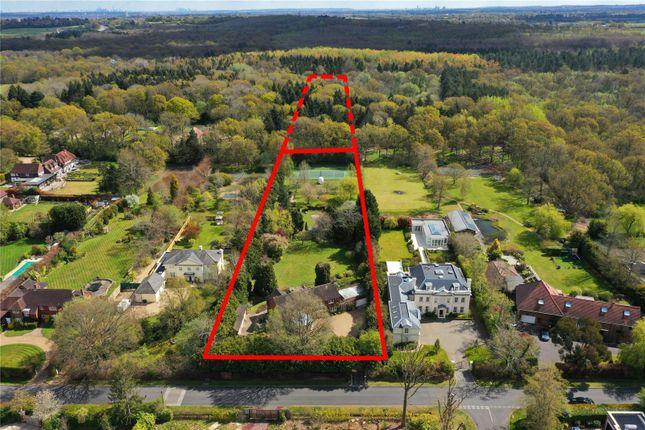 Thumbnail Detached house for sale in Princes Drive, Oxshott, Leatherhead., Surrey