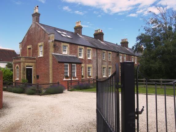 Thumbnail End terrace house for sale in Langstone, Havant, Hampshire