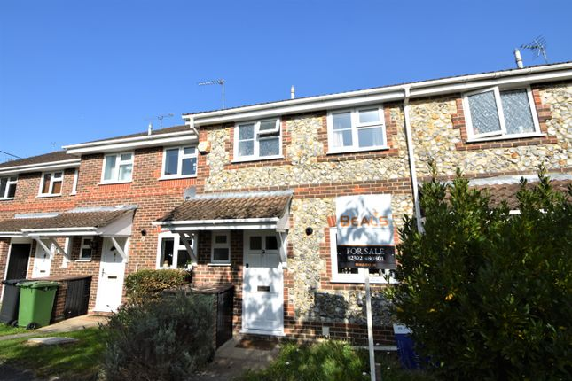 3 bed terraced house to rent in Blackcap Close, Rowland's Castle PO9