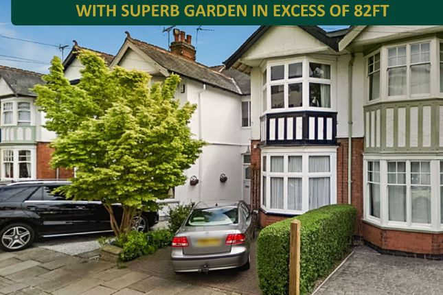 Thumbnail Terraced house for sale in Knighton Church Road, South Knighton, Leicester
