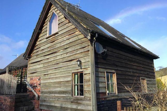 Thumbnail Semi-detached house to rent in 8, Llwyncoch Barns, Bettws Cedewain, Newtown