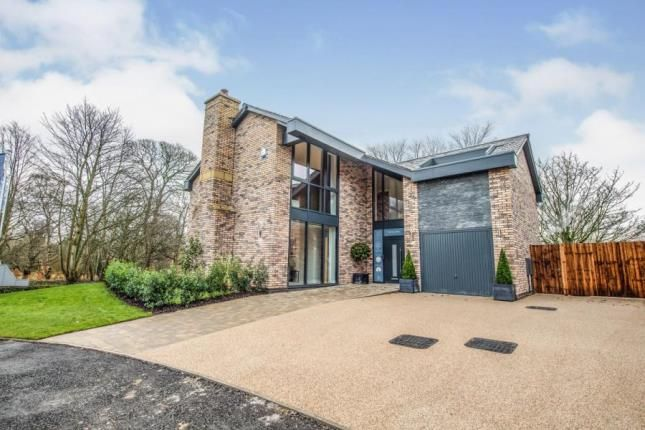 Thumbnail Detached house for sale in Damfield Meadows, Damfield Lane, Maghull