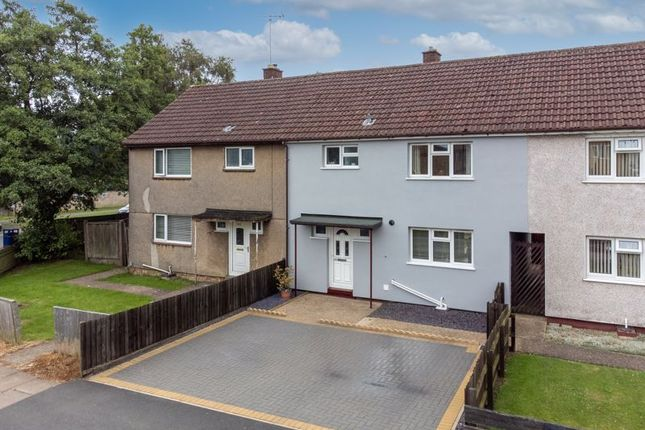 3 bed terraced house for sale in Greenhill Rise, Corby NN18