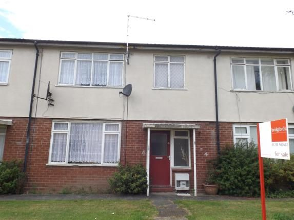 Terraced house for sale in Howbeck Walk, Crewe, Cheshire