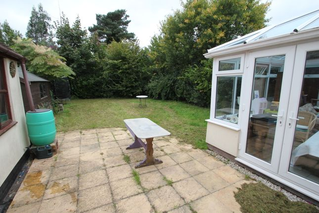 Thumbnail Detached bungalow for sale in The Heath, Dedham, Colchester