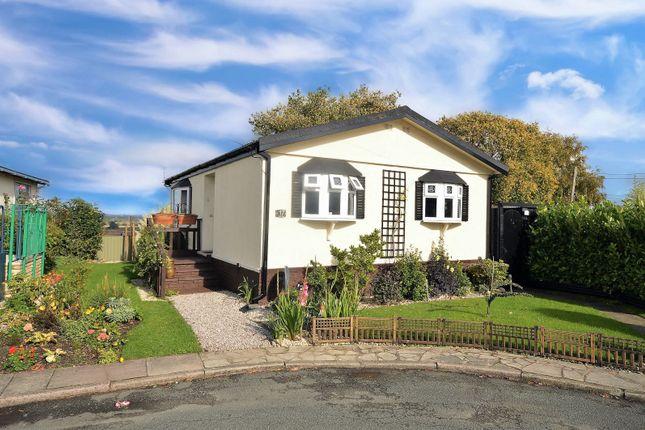 Thumbnail Detached bungalow for sale in Park View, Agden Brow, Lymm