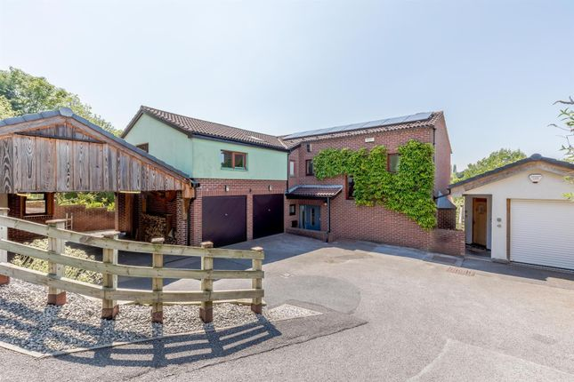 Thumbnail Detached house for sale in Troon Close, Littleover, Derby, Derbyshire
