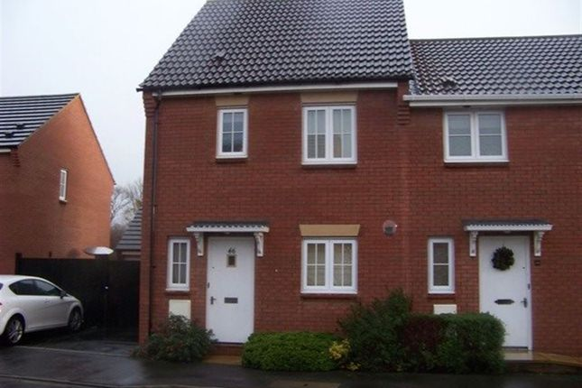 Thumbnail Property to rent in Willow Close, St. Georges, Weston-Super-Mare