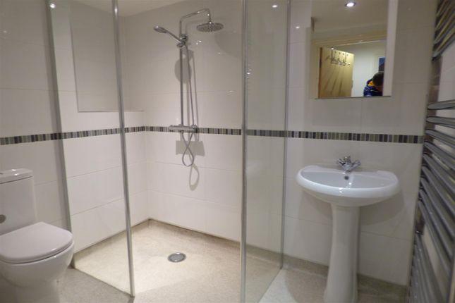 Shower Room of Nailers Green, Greenmount, Bury BL8