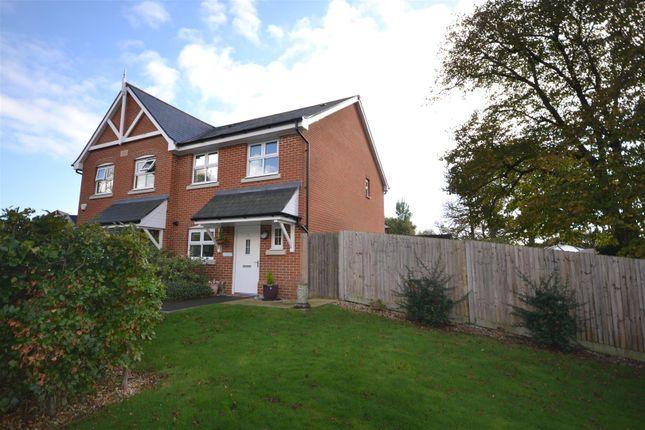 Thumbnail Semi-detached house for sale in Lorton Gardens, Weymouth