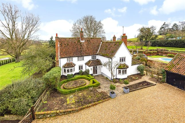 Thumbnail Detached house for sale in The Street, Tuddenham, Ipswich