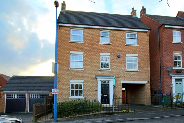 Thumbnail Detached house for sale in Ross, Rowley Regis