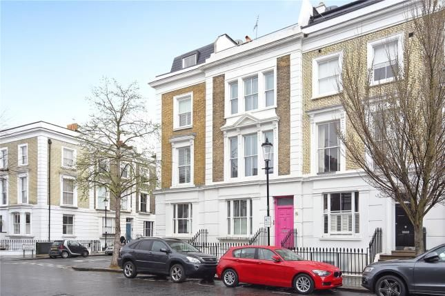 Thumbnail Terraced house for sale in Ladbroke Road, Notting Hill
