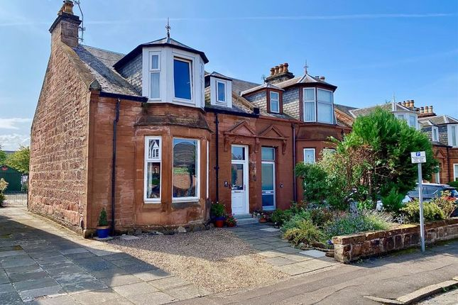 Thumbnail Semi-detached house for sale in Ashgrove Street, Ayr