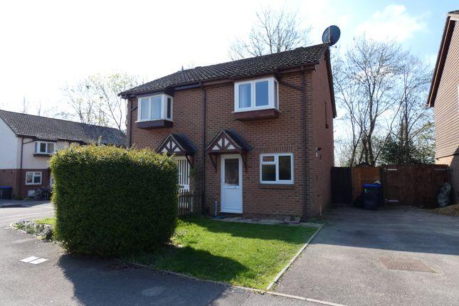 2 bed semi-detached house to rent in Montgomery Gardens, Salisbury, Wiltshire SP2