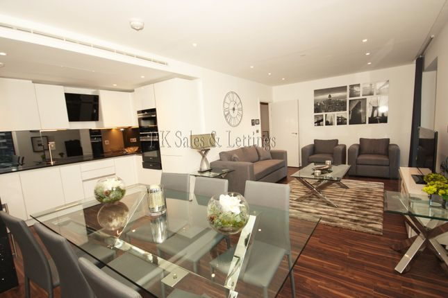 Thumbnail Duplex to rent in Aldgate Place, Central London