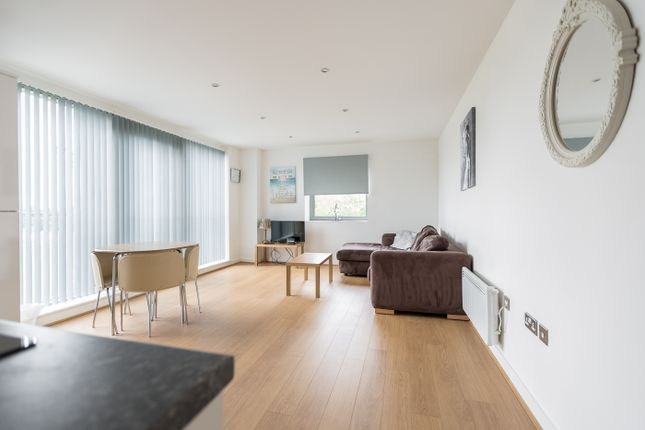 Thumbnail Flat to rent in Goldington Road, Bedford