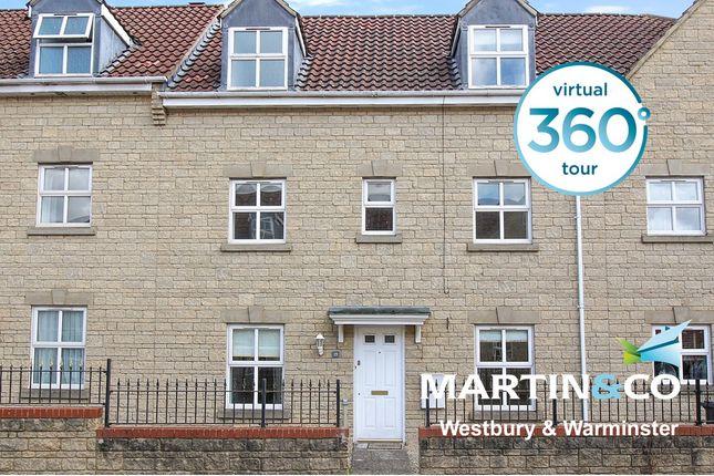 Thumbnail Terraced house to rent in Sandalwood Road, Westbury